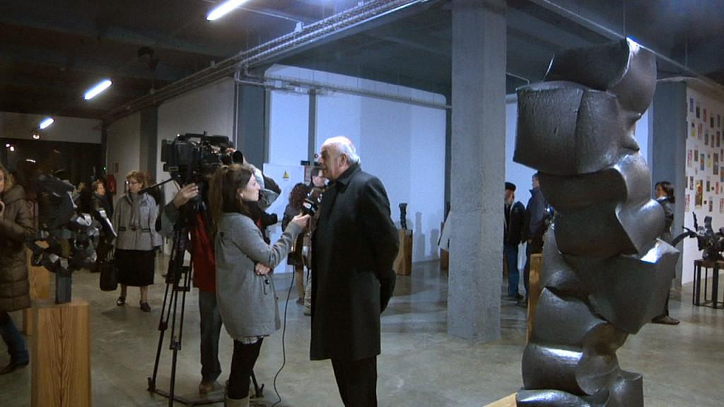 Entrevista TV3